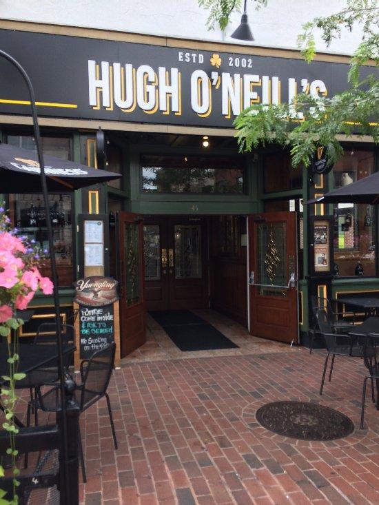 Hugh O Neill S Irish Pub Restaurant Malden Menu Prices Reviews Tripadvisor