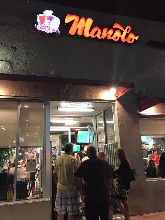Manolo Restaurant South Beach Fl