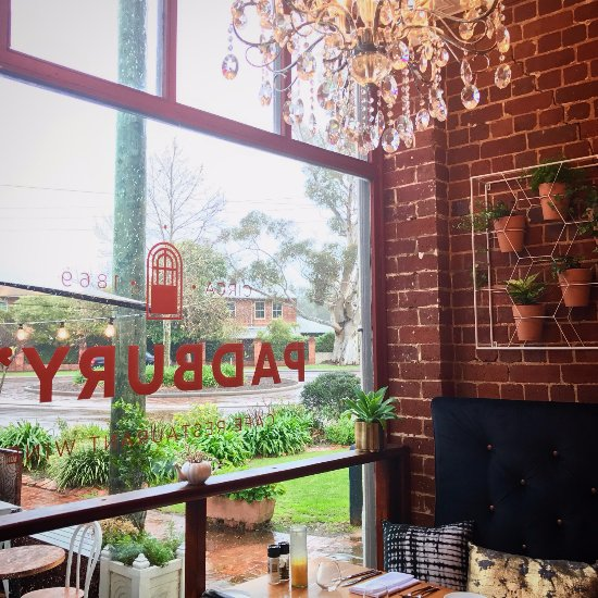 Padburys cafe restaurant guildford restaurant reviews for 114 terrace road perth