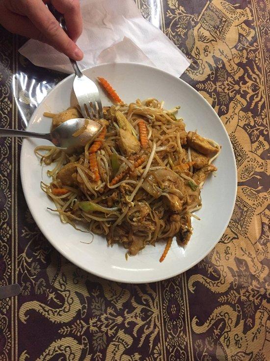 Thai Restaurant Aberdeen Market