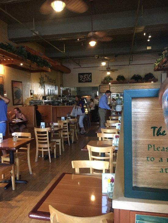 Natural Cafe Santa Barbara Hours