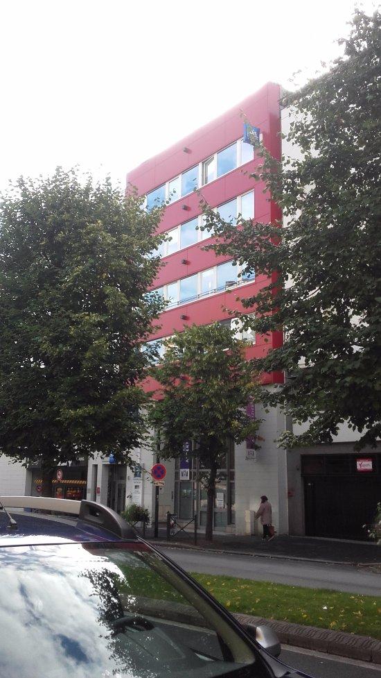 Hotel Ibis Budget Paris Porte De Vanves