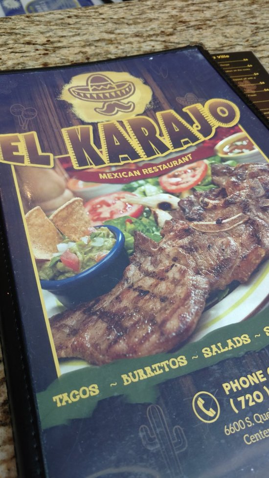 Mexican Restaurants In Centennial Colorado