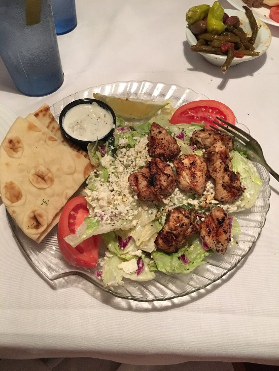 Nomiki Plakka Greek Restaurant Menu