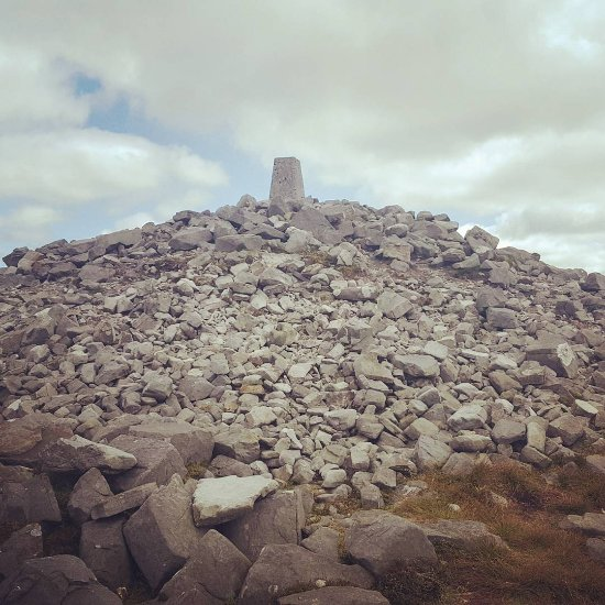 Cuilcagh Mountain Park Florencecourt Northern Ireland