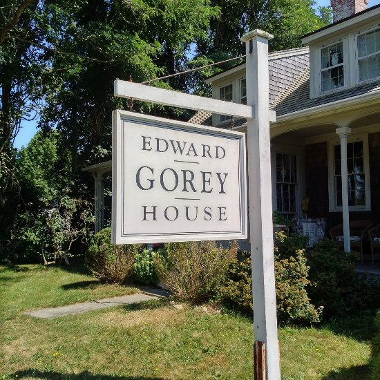 Edward Gorey House (Yarmouth Port, MA): Top Tips Before