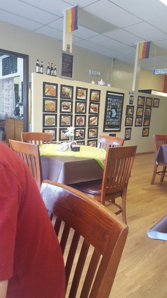 Old Salem Cafe Hanover Park