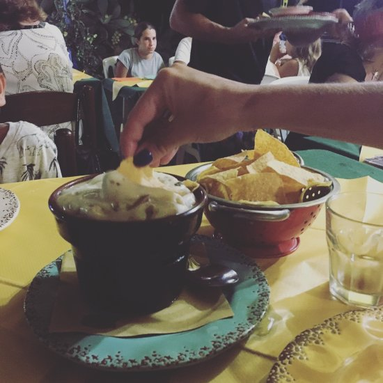 Ristorante el peyote in roma con cucina messicana - Cucina messicana roma ...