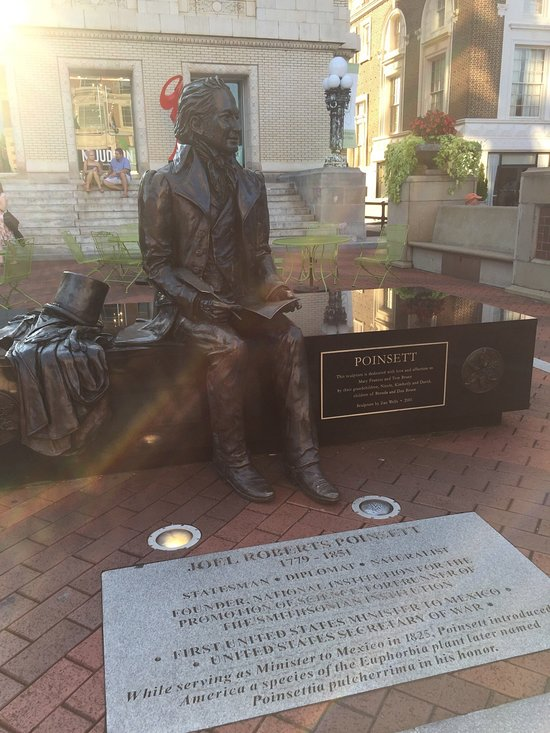 Joel Roberts Poinsett Statue Greenville 2021 All You Need To Know Before You Go With Photos Tripadvisor