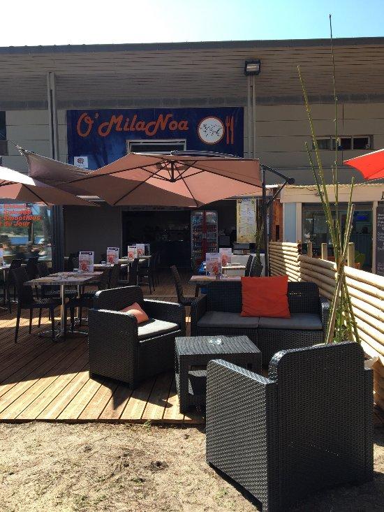 O milanoa soustons restaurant bewertungen for Restaurant soustons