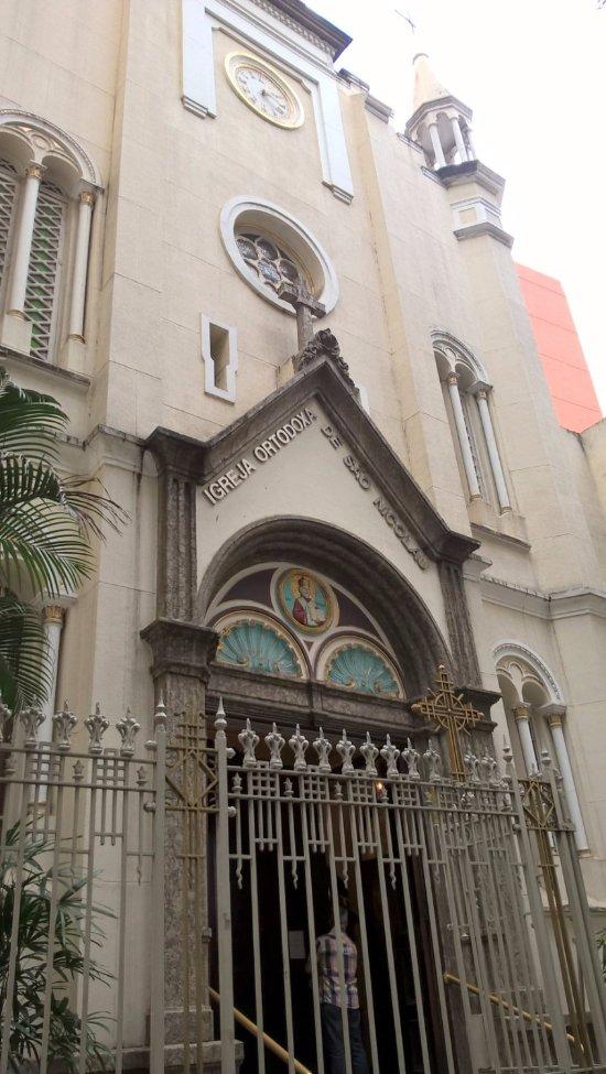 Fachada Picture Of Igreja Ortodoxa São Nicolau De Rio De Janeiro Rio De Janeiro Tripadvisor