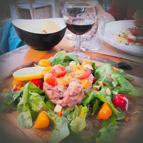 Le jardin en ville carcassonne restaurant avis num ro for Le jardin carcassonne