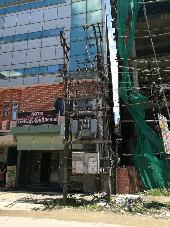 BARAK CONTINENTAL (Silchar, Assam) - Specialty Hotel Reviews