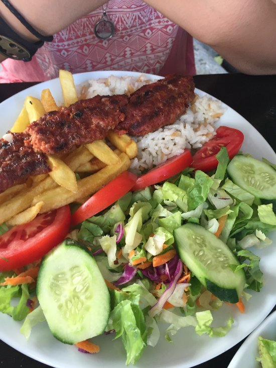 Mehmet and ali baba kebab house selcuk restaurant for Ali baba s middle eastern cuisine