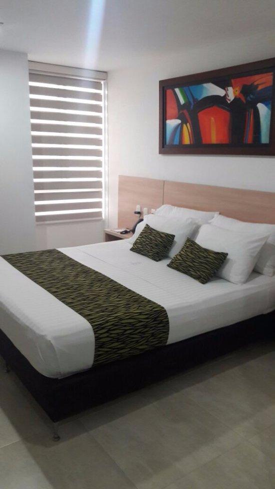 Hotel la serrania desde s 131 bucaramanga colombia for Tryp bucaramanga cabecera
