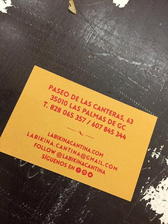 La bikina las palmas de gran canaria fotos n mero de - Canarias 7 telefono ...