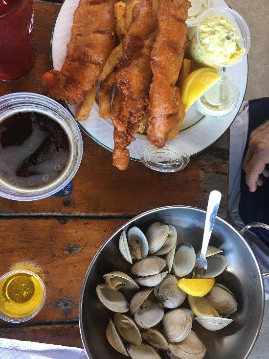 Fish tales st petersburg omd men om restauranger for Fish tales menu