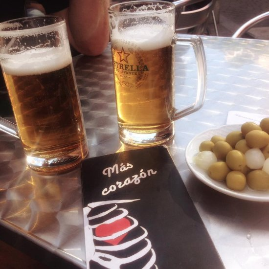 imagen Mas Corazon en Madrid