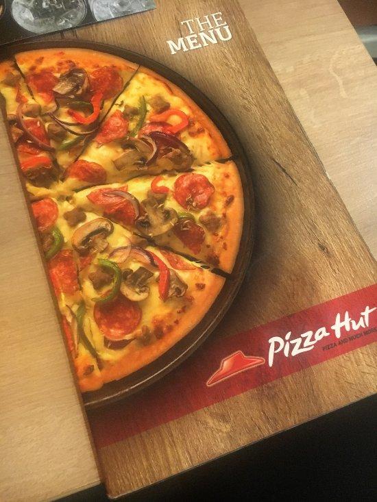 Pizza hut valeta coment rios de restaurantes tripadvisor - Restaurantes pizza hut ...