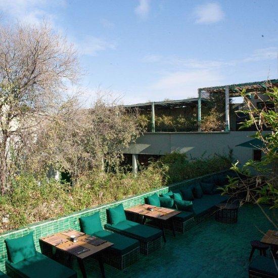 Le jardin marrakech tensift el haouz region restaurant for Restaurant jardin 92