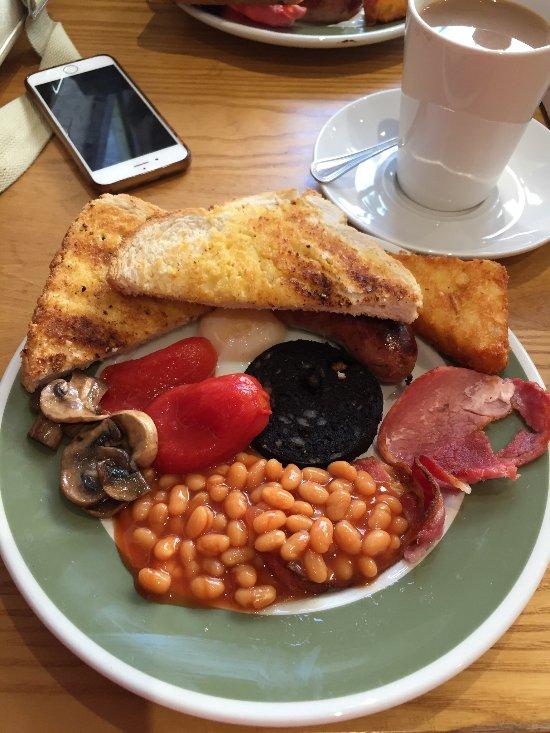 Mashed Swedes Cafe Leamington Spa