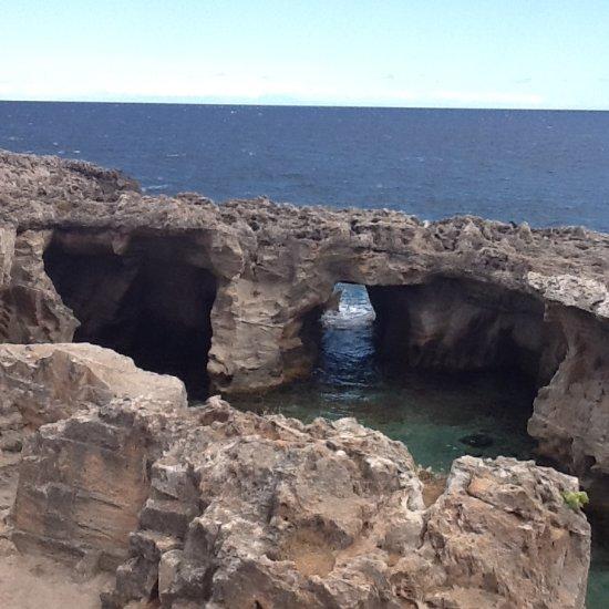 Piscina naturale di marina serra tricase piscina for Piscina naturale