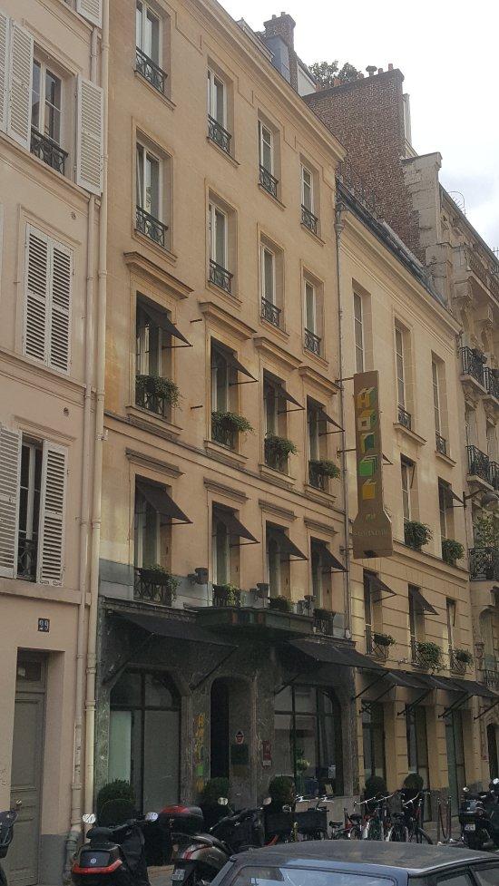 hotel du ministere updated 2017 prices reviews paris france tripadvisor. Black Bedroom Furniture Sets. Home Design Ideas