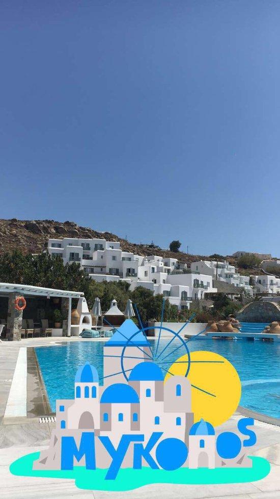 Acrogiali Hotel Mykonos Reviews