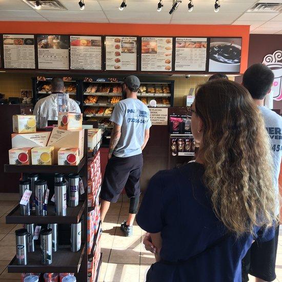 Dunkin', Bridgewater - Menu, Prices & Restaurant Reviews - TripAdvisor