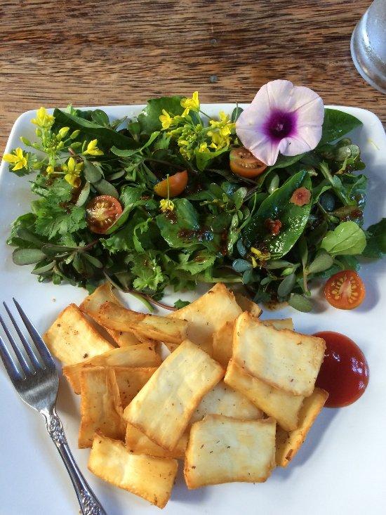 organic salad freshly jpg