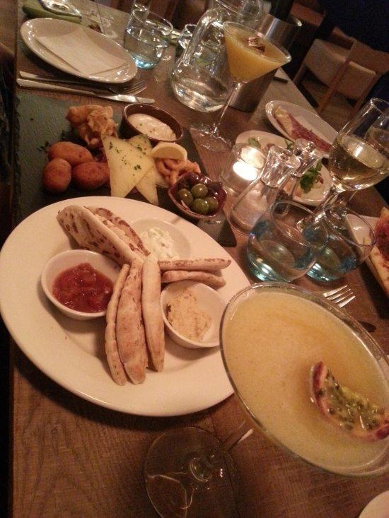 Ego Mediterranean Restaurant Bar Horbury