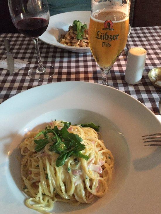 Noidue ristorante cucina italiana potsdam for P cucina italiana
