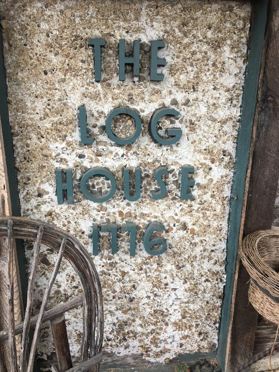 The Log House 1776 Restaurant Wytheville Omd 246 Men Om