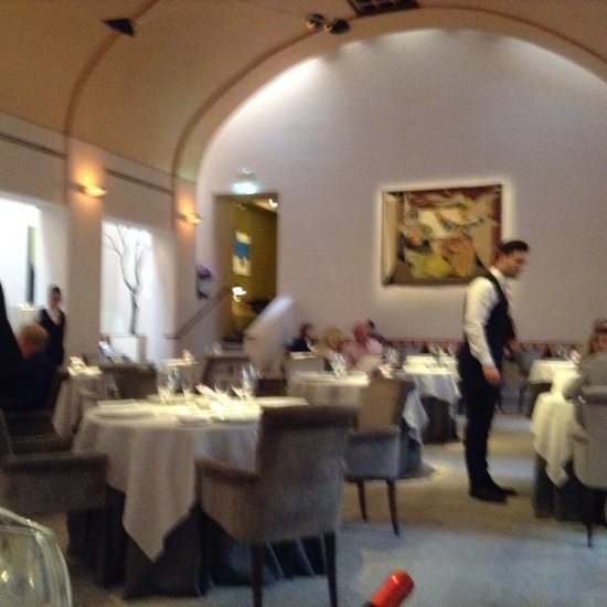Restaurant patrick guilbaud dublin 2 ireland