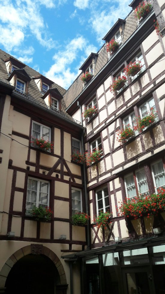 Hotel Beaucour Strasbourg Booking