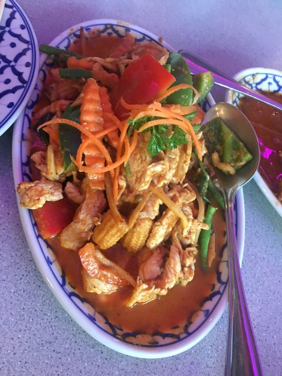Thai Restaurants Orillia On