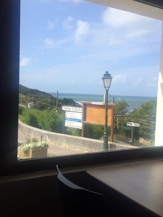 le bar basque guethary restaurant avis num ro de. Black Bedroom Furniture Sets. Home Design Ideas