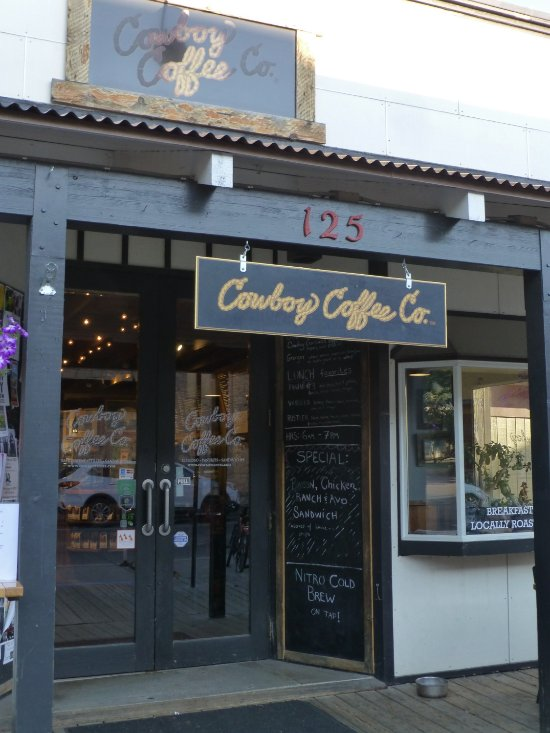 Cowboy Coffee Cafe Jackson Wy