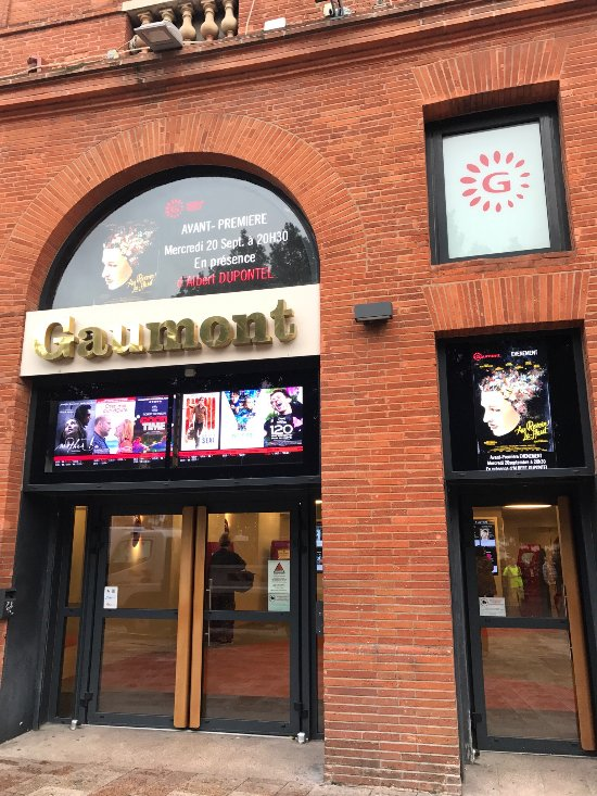Cinema Gaumont Wilson (Toulouse) - 10 All You Need to Know