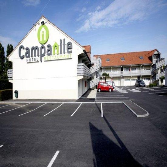 Hotel Campanile  Bron  France