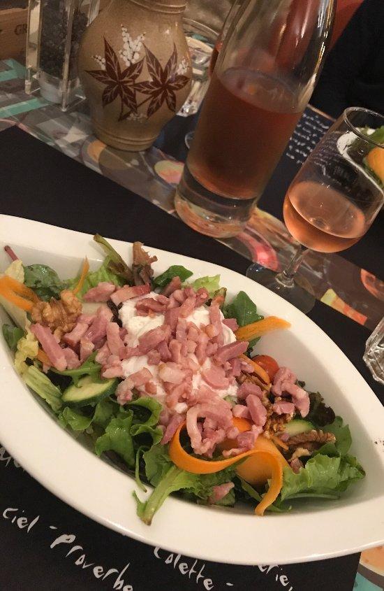 O tirebouchon chartres restaurant avis num ro de for Bon restaurant chartres