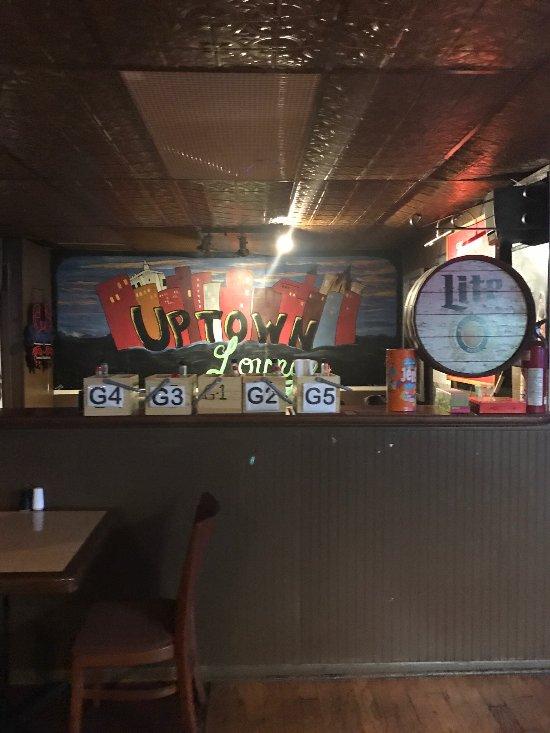 Uptown Lounge & Restaurant, Anderson