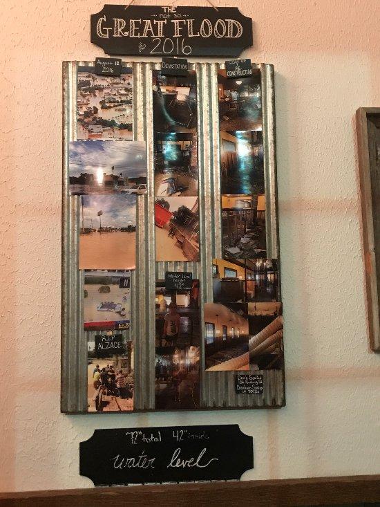Interior Photos at Don's