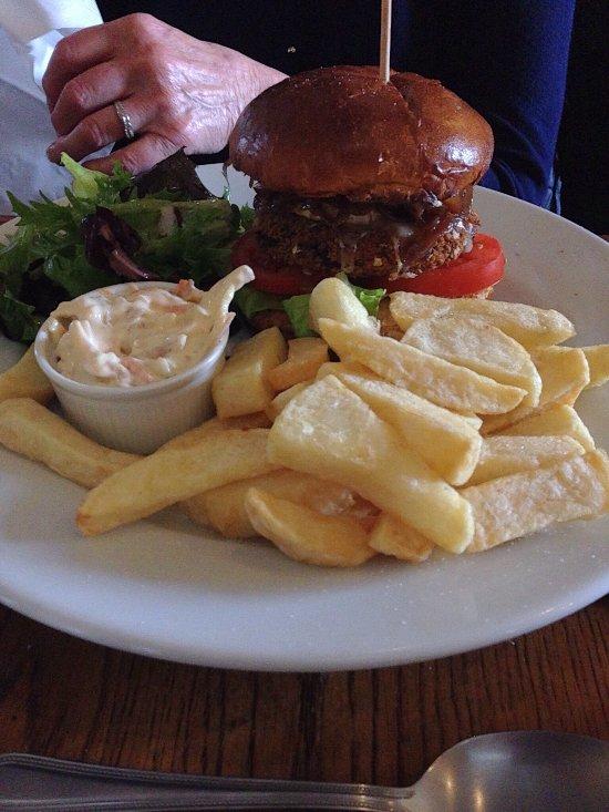 The Brynffynon Hotel Restaurant Pontypridd Restaurant
