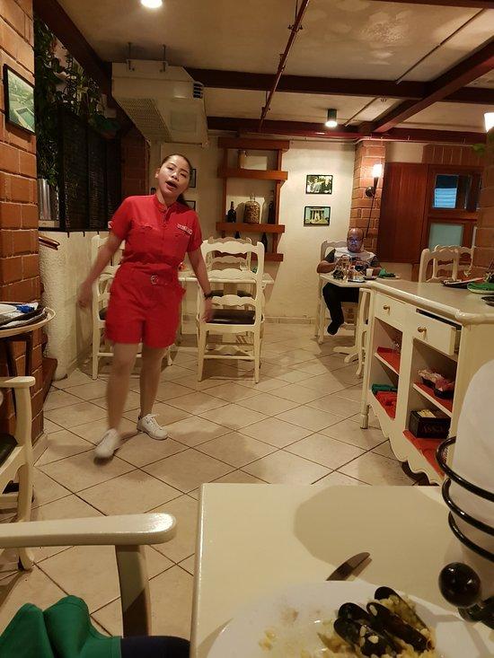 Italian Job Restaurant Doha