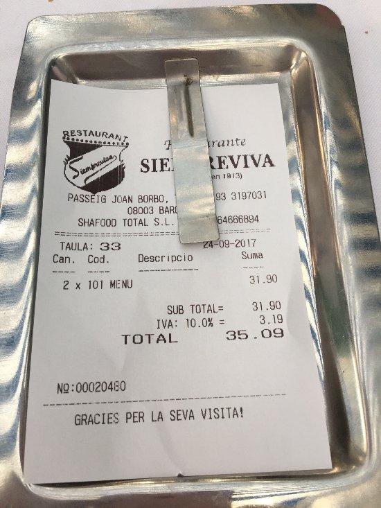 Restaurante siempreviva barcellona barceloneta for Case vacanza barceloneta