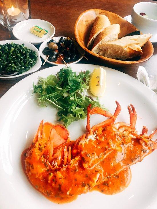 Blue Harbour London Seafood Restaurant
