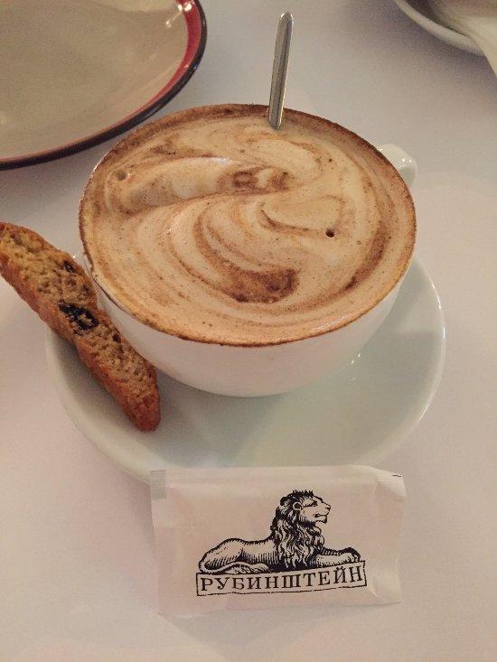 Cafe Rubinstein St Petersburg
