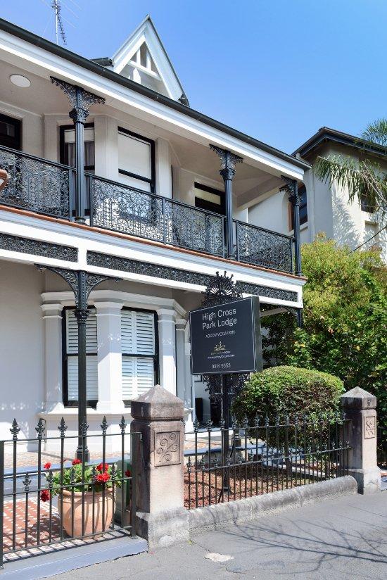 High Cross Park Lodge Au 119 2019 Prices Reviews Randwick Photos Of Hotel Tripadvisor