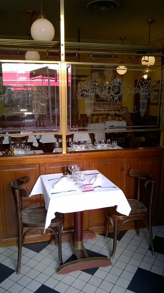 Bistrot des clercs valence restaurant avis num ro de for Restaurant valence france